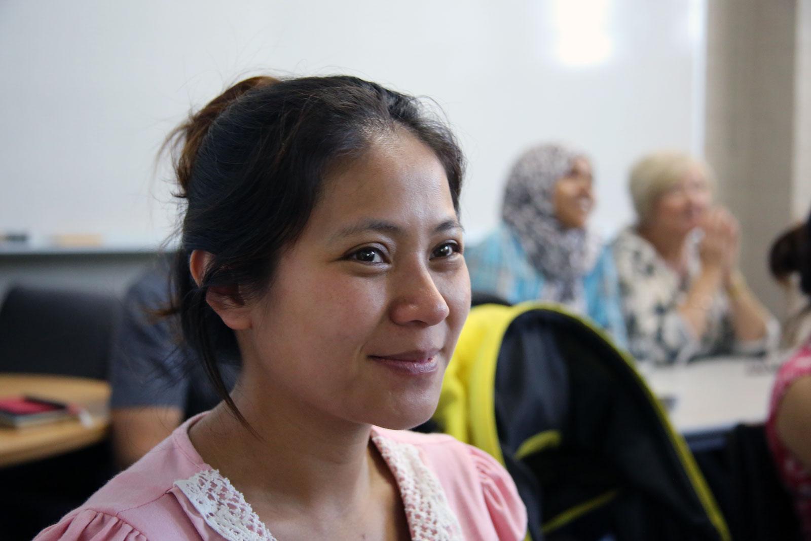 Trinh, Diversity Through The Lens participant